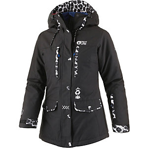 Picture May Snowboardjacke Damen schwarz