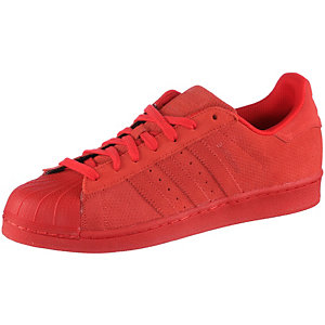 Superstars Adidas Rot