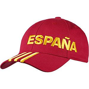 adidas Spanien EM 2016 Cap rot
