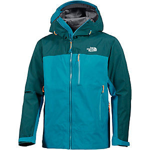 The North Face Zero Gully Funktionsjacke Herren petrol