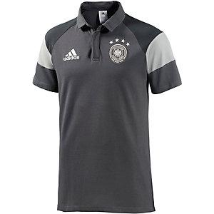 adidas DFB EM 2016 Poloshirt Herren grau