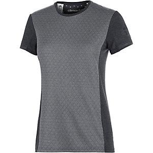adidas Supernova Climachill Laufshirt Damen schwarz