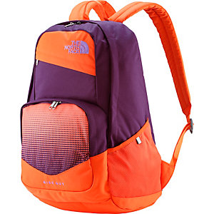 The North Face Wise Guy Daypack lila/neonorange
