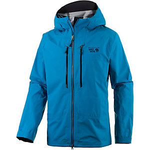 Mountain Hardwear Seraction Funktionsjacke Herren blau