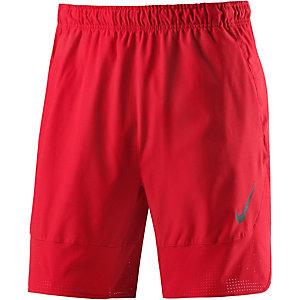 Nike Flex Funktionsshorts Herren rot