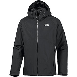 The North Face Stratos Regenjacke Herren schwarz