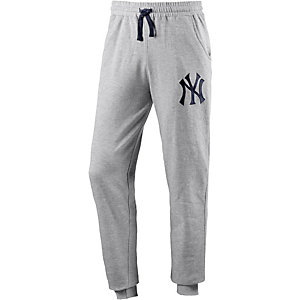 Majestic Athletic New York Yankees Sweathose Herren graumelange