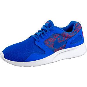 Nike Kaishi Print Sneaker Herren blau/rot/allover