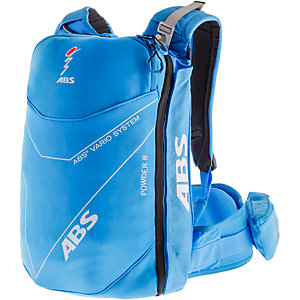 ABS Powder Base Unit Lawinenrucksack blau