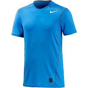 Nike Pro Funktionsshirt Herren blau
