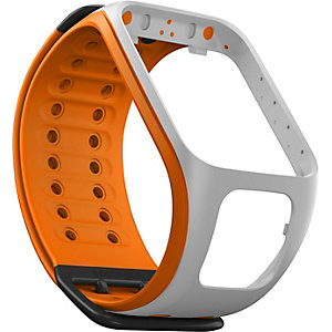 TomTom Runner 2 Armband grau/orange