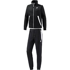 Nike Hybrid Trainingsanzug Herren schwarz