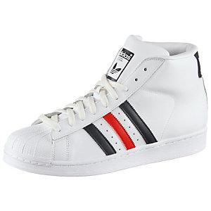 adidas Superstar Promodel Sneaker weiß
