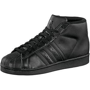 adidas Superstar Promodel Sneaker schwarz