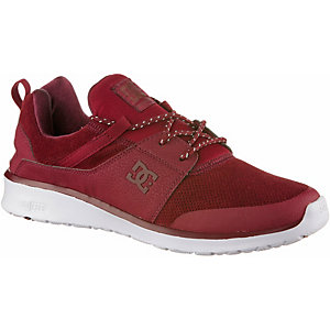 DC Heathrow Prestige Sneaker Herren bordeaux