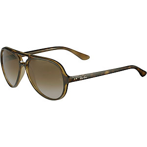 RAY-BAN Cats 5000 ORB4125 710/51 59 Sonnenbrille braun