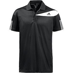adidas Response Polo Tennis Polo Herren schwarz