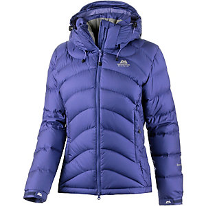 Mountain Equipment Lightline Daunenjacke Damen blau