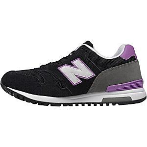 NEW BALANCE WL 565 Sneaker Damen schwarz