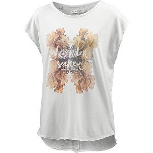 Volcom Pony Gold Printshirt Damen weiß