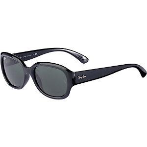RAY-BAN ORB4198 601 55 Sonnenbrille schwarz