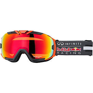 Red Bull Skibrille schwarz/orange