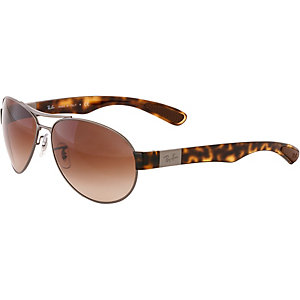 RAY-BAN 0RB3509 004/13 63 Sonnenbrille braun