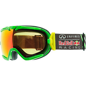 Red Bull Racing Boavista-014 Skibrille grün/neongelb