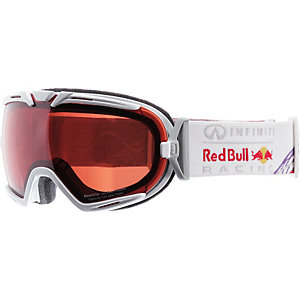 Red Bull Racing Boavista-005 Skibrille weiß-silber ice