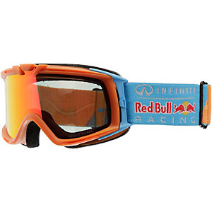 Red Bull Racing Paddock-009 Skibrille orange/blau
