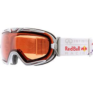 Red Bull Racing Boavista-004 Skibrille weiß/silberfarben