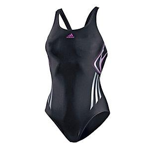 adidas Schwimmanzug Damen schwarz