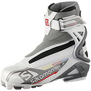 Salomon Vitane 8 Skate Langlaufschuhe Damen schwarz