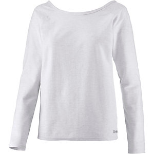 Bench Wallflower Sweatshirt Damen graumelange