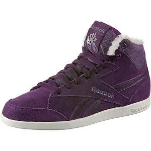 Reebok Fabulista Mid Alpine Winter Sneaker Damen royal orchid/purple