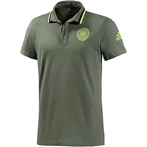 adidas DFB EM 2016 Poloshirt Herren olivgrün