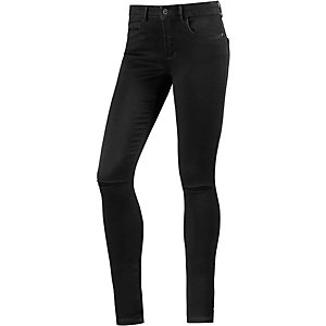 Only Royal Skinny Fit Jeans Damen schwarz