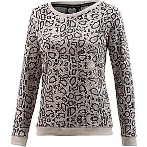 Catwalk Junkie Sweatshirt Damen grau/beige
