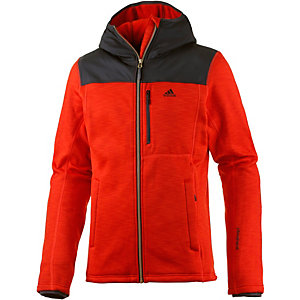 adidas Fleecejacke Herren orange