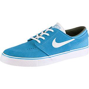 Nike Zoom Stefan Janoski Skaterschuhe blau/weiß