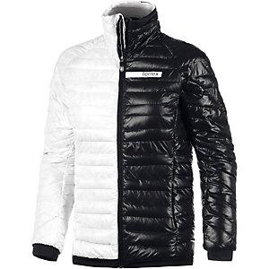 adidas Terrex Downblaze Daunenjacke Damen schwarz/weiß