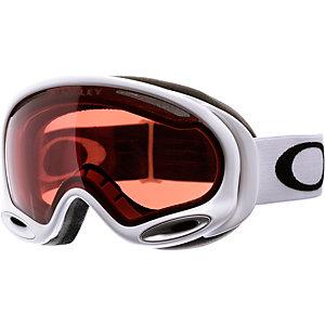 Oakley Prizm A Frame 2.0 Snowboardbrille weiß/rose