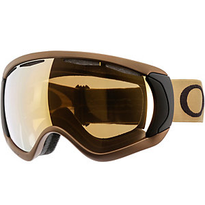 Oakley Canopy Skibrille COPPER BLACK/24K IRIDIUM