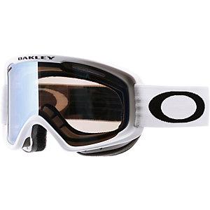 Oakley O2 XM Skibrille MATTE WHITE/VIOLET IRIDIUM