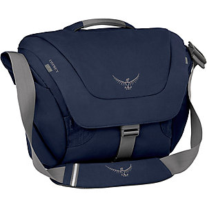Osprey Flap Jack Courier Umhängetasche dunkelblau