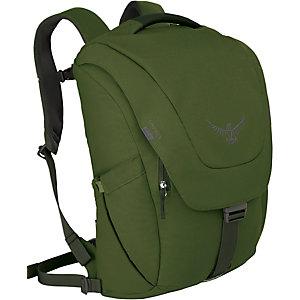 Osprey Flap Jack Daypack grün