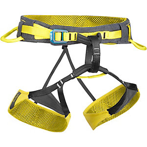 SALEWA Rock Pure Klettergurt gelb