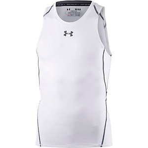 Under Armour HeatGear Armour Tanktop Herren weiß