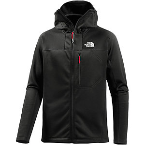The North Face Super Flux Fleecejacke Herren schwarz