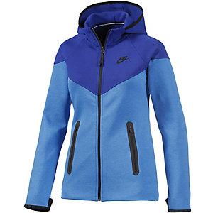 Nike Sweatjacke Damen blau